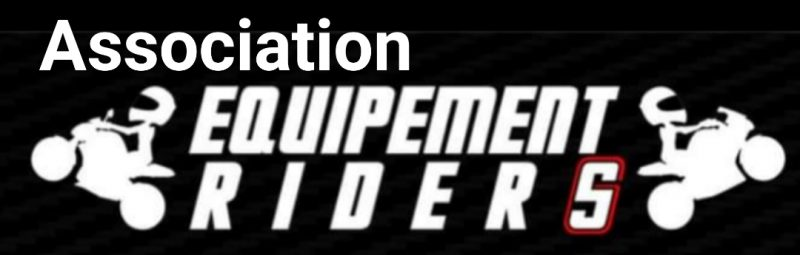 Association EQUIPEMENT RIDERS